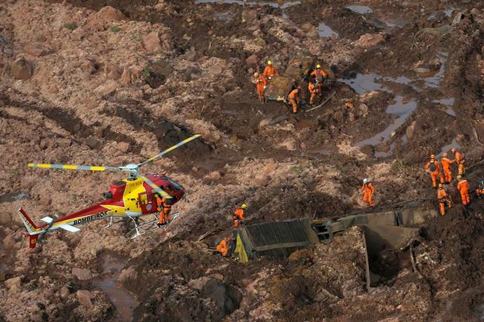 Número de mortos identificados em Brumadinho sobe para 151