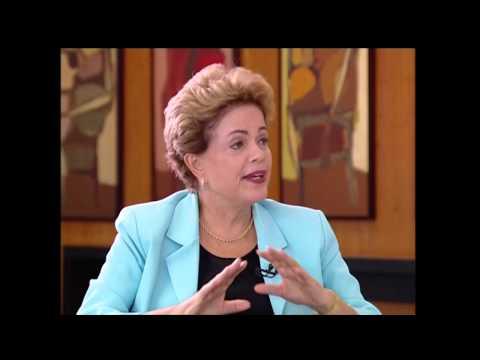 A entrevista de Dilma Rouselff a Kennedy Alencar