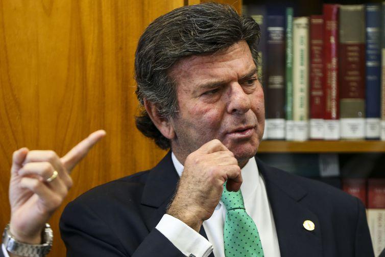 Fux diz que Brasil não tem cultura ética e Lava Jato não pode acabar