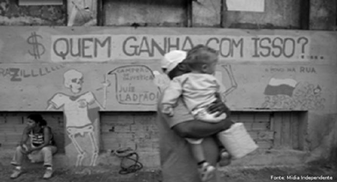 Como quebrar a espinha dorsal da Exclusão Social?, por Ion de Andrade