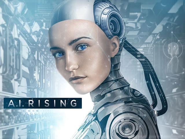"""O Fetiche e a sedução na engenharia social em """"A.I. Rising"""", por Wilson Ferreira"""