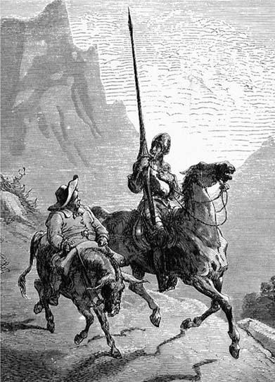Os Rifões de Sancho Pança