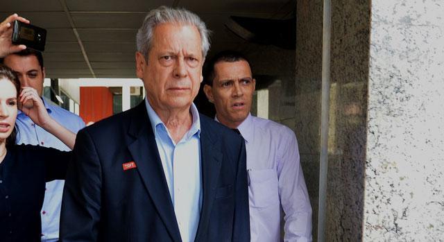 Juíza determina soltura imediata de José Dirceu