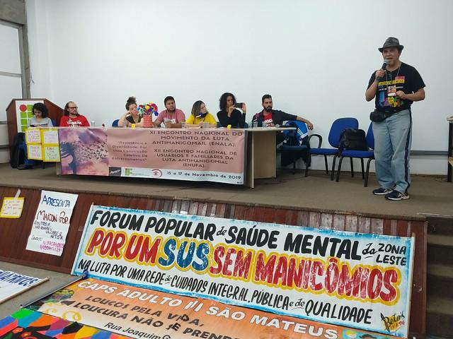 Movimento Antimanicomial denuncia 'indústria da loucura' no Governo Bolsonaro