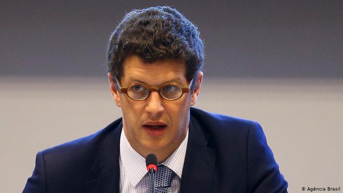 Alemanha desmente fala de Salles sobre mudanças no Fundo Amazônia
