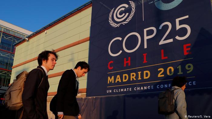 Vitórias e derrotas na cúpula do clima em Madri