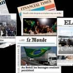 Jornais da Europa