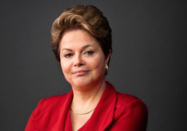 Miriam Leitão comete 'sincericídio tardio', afirma Dilma Rousseff
