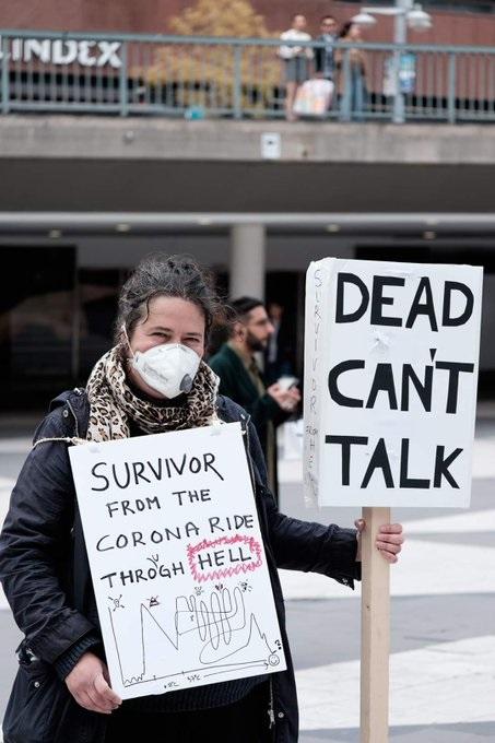 Coronavírus: Suécia enfrenta aumento de mortes e manifestação contra medidas frouxas