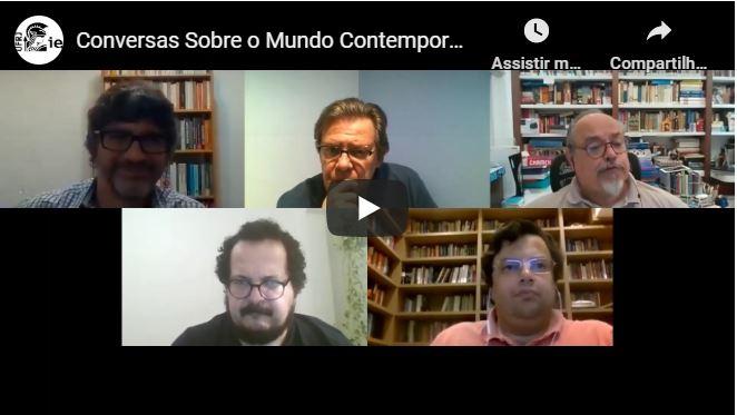 O Brasil no mundo, no meio da pandemia