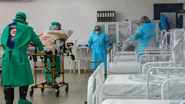 Estudo inédito revela 1,9 milhão de contagiados em 120 cidades do Brasil