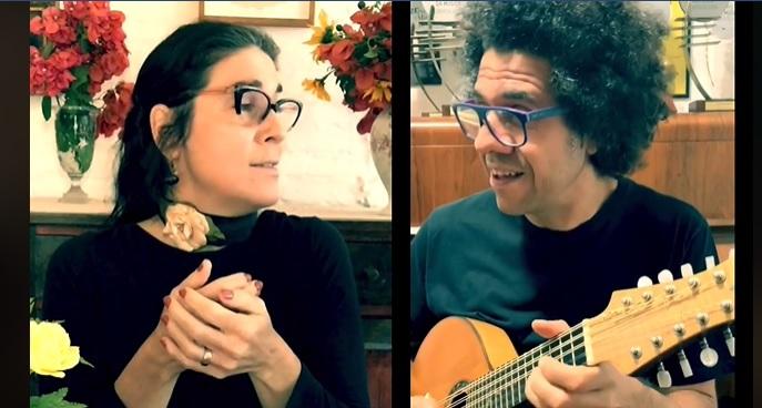 Trivial do 'Ô de Casas', com Mônica Salmaso e Hamilton de Holanda
