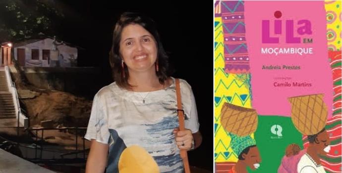 AO VIVO NA TV GGN: Andreia Prestes fala sobre seu livro infantil, que aborda o exílio