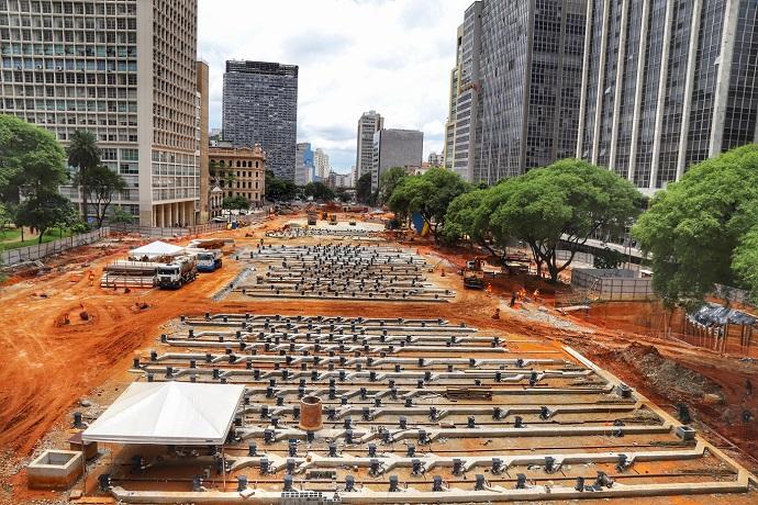 Como era verde o meu Vale: o Anhangabaú e o paisagismo inóspito de São Paulo, porAntonio Hélio Junqueira