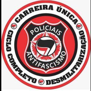 Os policiais antifascistas são o grupo de servidores mais investigados