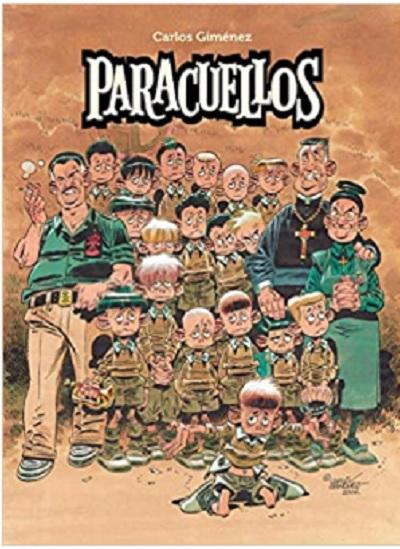 Ninguém sai ileso de Paracuellos, HQ da Comix Zone, por Rogério Faria