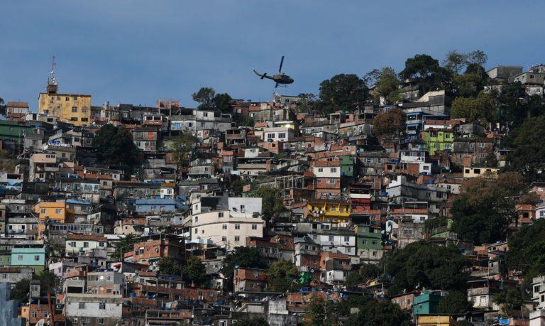 Polícia do Rio de Janeiro matou 453 pessoas no primeiro trimestre
