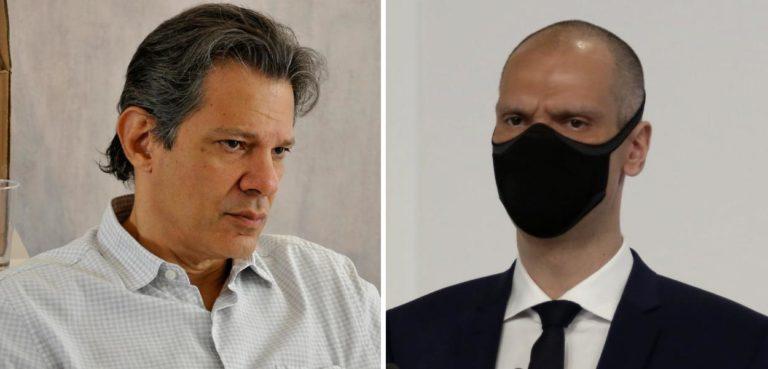 """Haddad fez """"revolução nas finanças"""" e entregou SP com capacidade de investimento a Doria-Covas"""