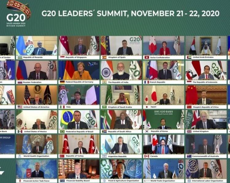A Reunião de Cúpula do G20 e a era pós-Covid-19, por Luiz Eduardo Fonseca