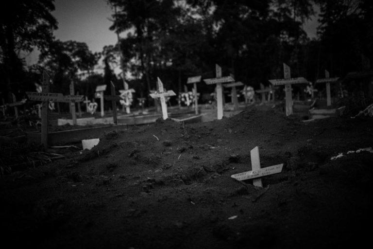 Covid-19: São mais de 190 mil vidas brasileiras perdidas