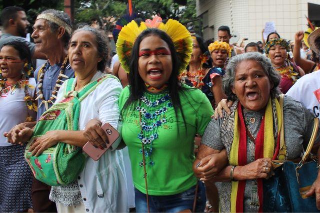 Mídia alternativa tem dado mais visibilidade à pauta indígena, por Ivangilda Bispo dos Santos