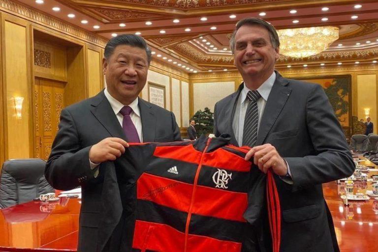 Ataques de Bolsonaro contra a China levam políticos a agir