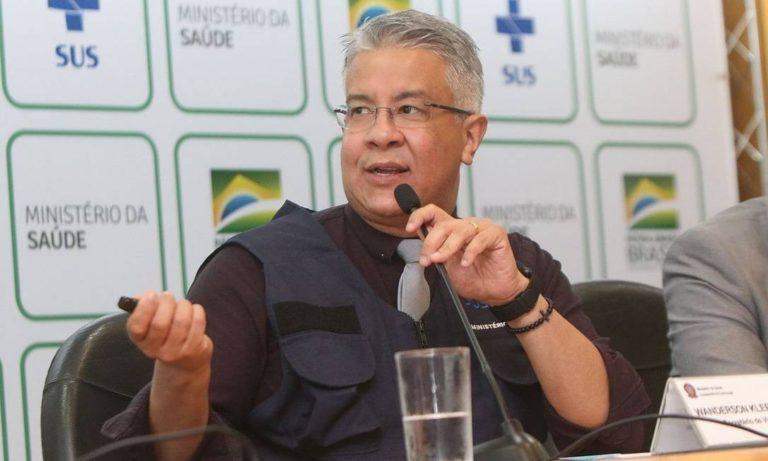 Ex-auxiliar de Mandetta deve assumir secretaria de Saúde do STF
