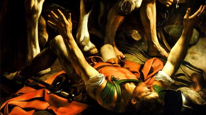 As coisas de Caravaggio, 3. Por Romério Rômulo