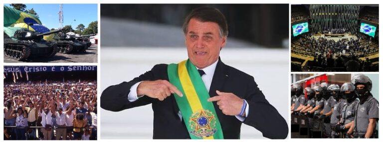 Governo Bolsonaro começa agora, por Homero Fonseca