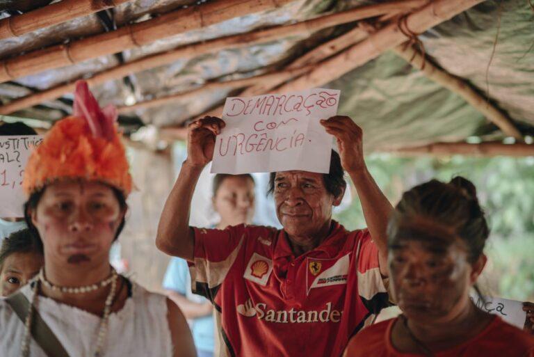 Comissão Interamericana critica violações contra indígenas no Brasil