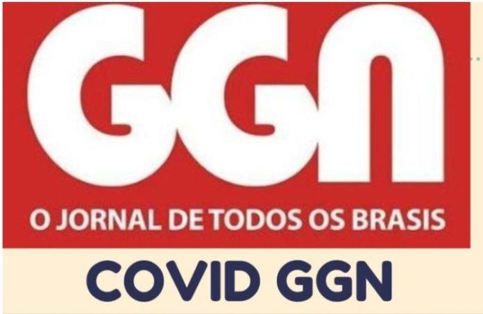 GGN Covid: mesmo com fim de semana, Brasil bate quase 30% dos óbitos do mundo
