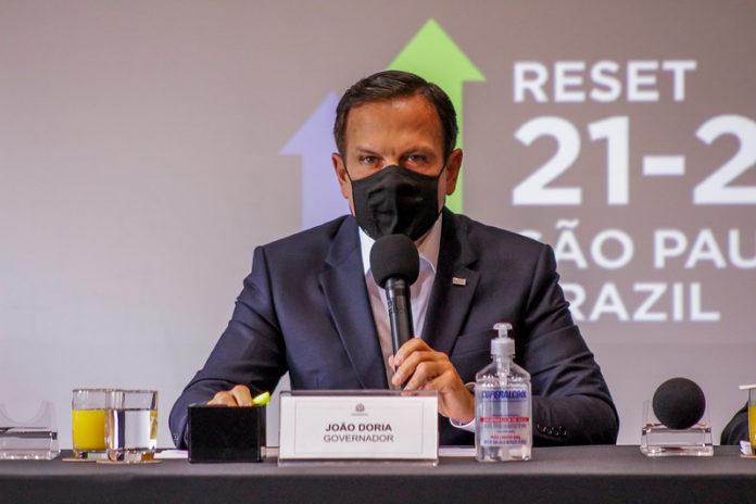 São Paulo estuda fase roxa ou preta para impor mais restrições na pandemia