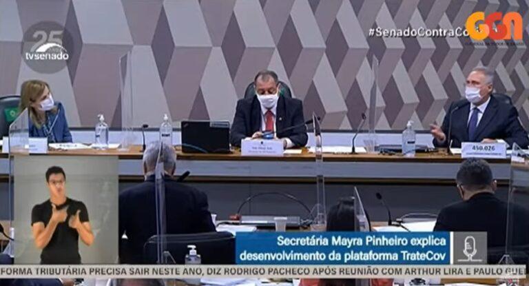 Aplicativo TrateCov não foi hackeado, ao contrário do que Pazuello disse à CPI