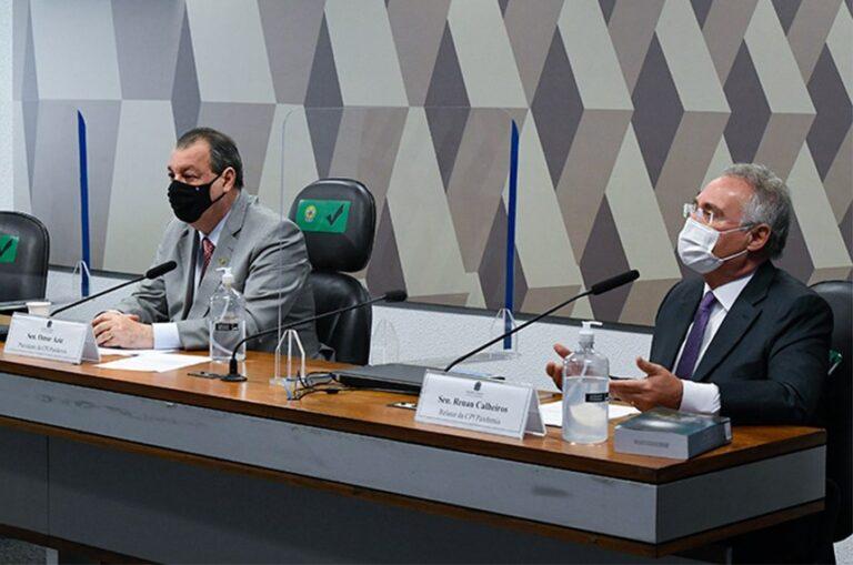 """CPI indica que Brasil pode pagar """"royalties"""" a empresas estrangeiras por vacinas contra Covid"""