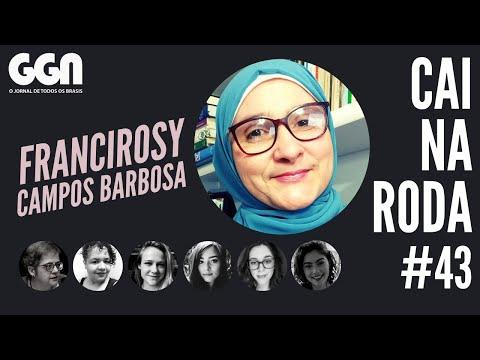 Os homens são da guerra e as mulheres são da luta: antropóloga Francirosy Campos fala sobre a islamofobia no Cai na Roda deste sábado (22)