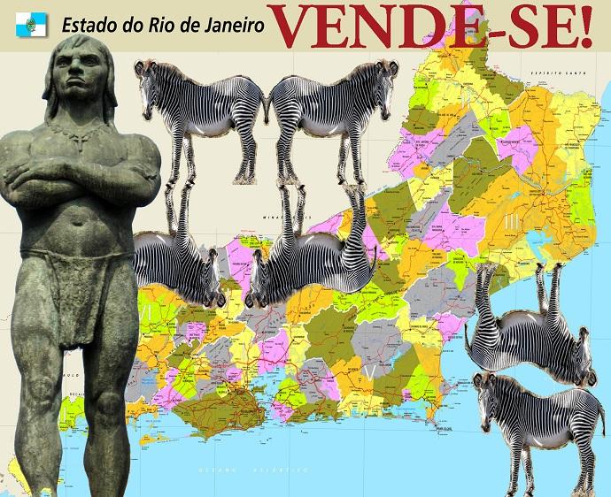 A solução definitiva para vender, permutar ou arrendar o Rio de Janeiro, por Sebastião Nunes
