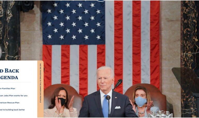 Casa Branca admite que anticorrupção é tema central da política de segurança dos EUA