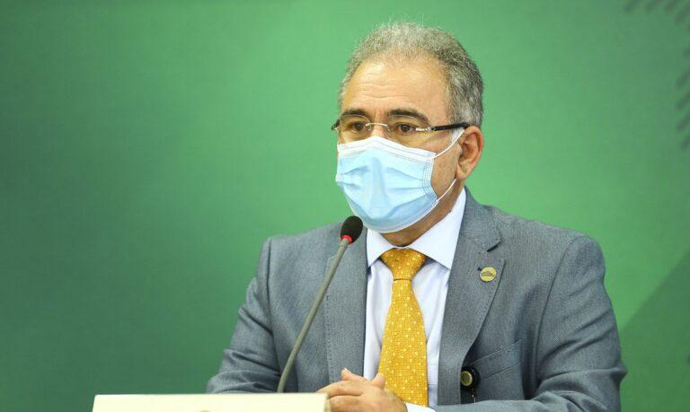 CPI da Covid ouve o ministro Queiroga pela segunda vez; acompanhe aqui