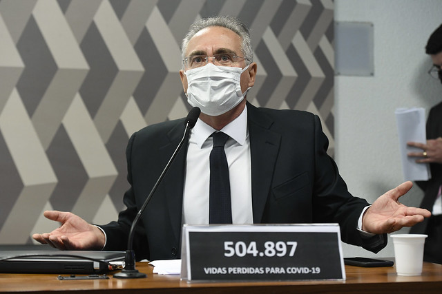 CPI da Pandemia fecha colaboração técnica com CPMI das Fake News