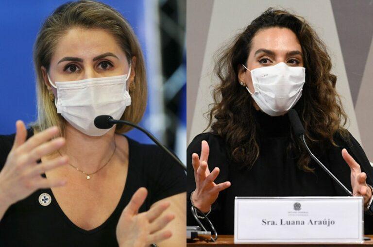 Aprovada acareação entre Luana Araújo e Francieli Fantinato