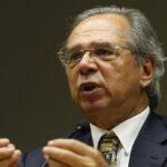 O ministro da Economia Paulo Guedes
