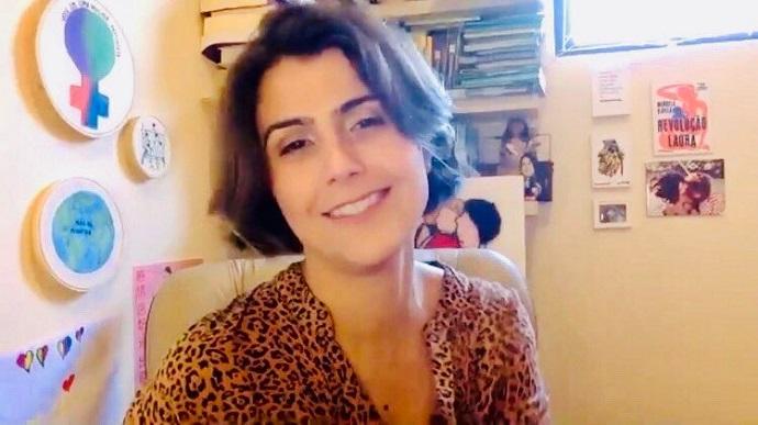 Nota das centrais sindicais: solidariedade à Manuela D´Ávila