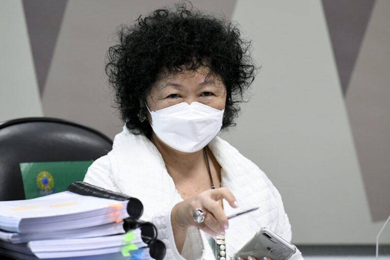 """Para Nise, tratamento precoce sofreu """"conspiração política"""""""
