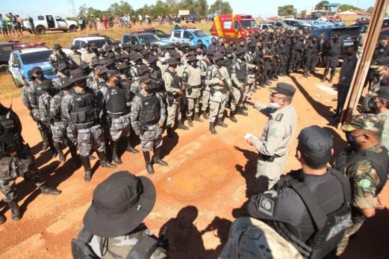 Polícia de GO usa buscas a Lázaro para invadir terreiros