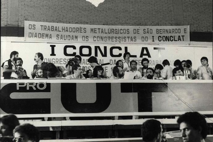 Conclat 40 anos: a luta política foi o que uniu os trabalhadores, por Carolina Maria Ruy