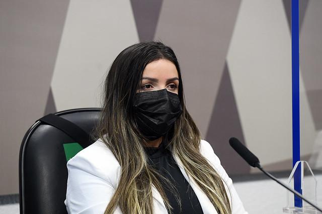 CPI deve pedir acareação entre Emanuela Medrades e Luis Ricardo Miranda