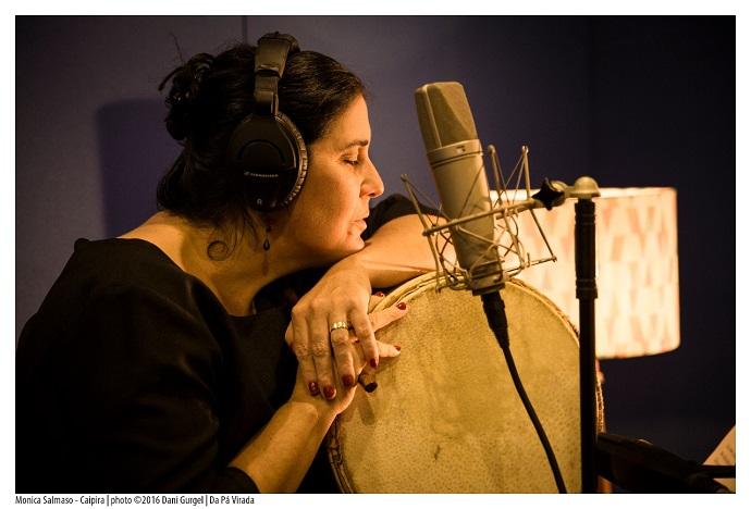 O Encontro com nossa Identidade Cultural através do canto de Mônica Salmaso, por Danilo Nunes
