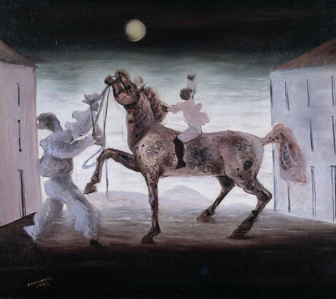 O meu cavalo é surto quando em pelo, por Romério Rômulo