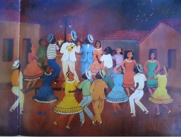 Salão de Baile I, por Izaías Almada