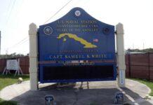 Prisão próxima da Baía de Guantánamo